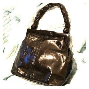 Simply Vera Wang Patent Dr Bag 👜👜👜